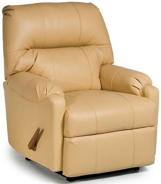 Best Home Furnishings® JoJo Leather Space Saver® Recliner-1AW34LV