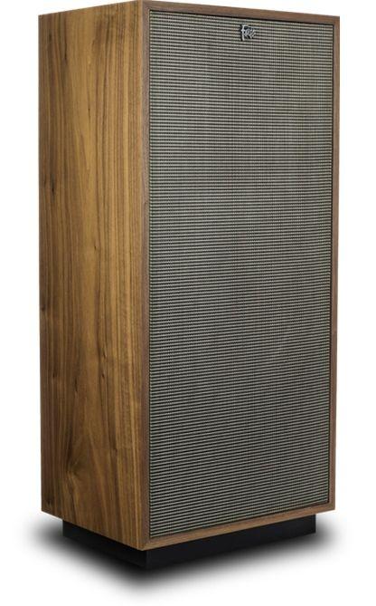 "Klipsch® Heritage Forte IV American Walnut 12"" Floor Standing Speaker-1069161"