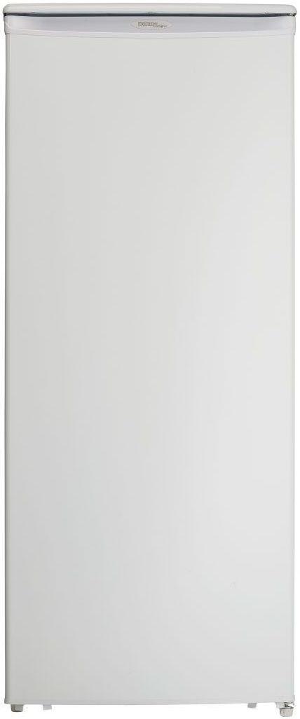 Danby® Designer 8.5 Cu. Ft. White Upright Freezer-DUFM085A4WDD