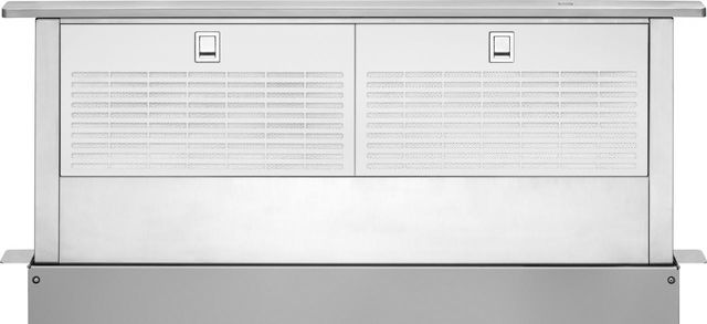 """Whirlpool®  36"""" Stainless Steel Retractable Downdraft System with Interior Blower Motor-UXD8636DYS"""