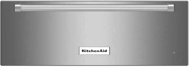 "KitchenAid® 27"" Stainless Steel Slow Cook Warming Drawer-KOWT107ESS"