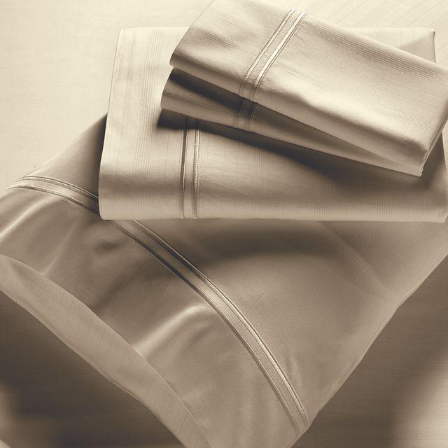 PureCare® Elements™ Premium Bamboo Sand Queen Pillowcase Set-PCSBPC-Q-SA