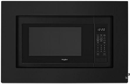 Four à micro-ondes de comptoir Whirlpool® de 1,6 pi³ - Noir-YWMC30516HB
