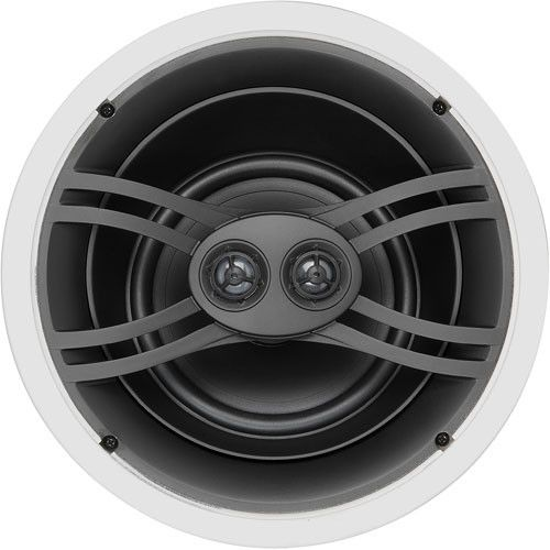 Yamaha® Natural Sound 3-Way In-Ceiling Speaker-NS-IW280CWH