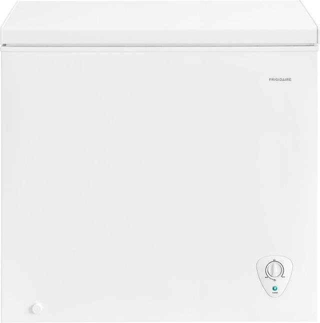 Frigidaire® 7.2 Cu. Ft. White Chest Freezer-FFFC07M2UW