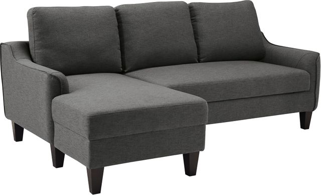 Signature Design by Ashley® Jarreau Gray Queen Sofa Chaise Sleeper-1150271