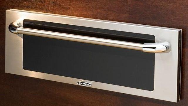 "Capital Maestro 29.75"" Stainless Steel Indoor/Outdoor Warming Drawer-MWD30ES"