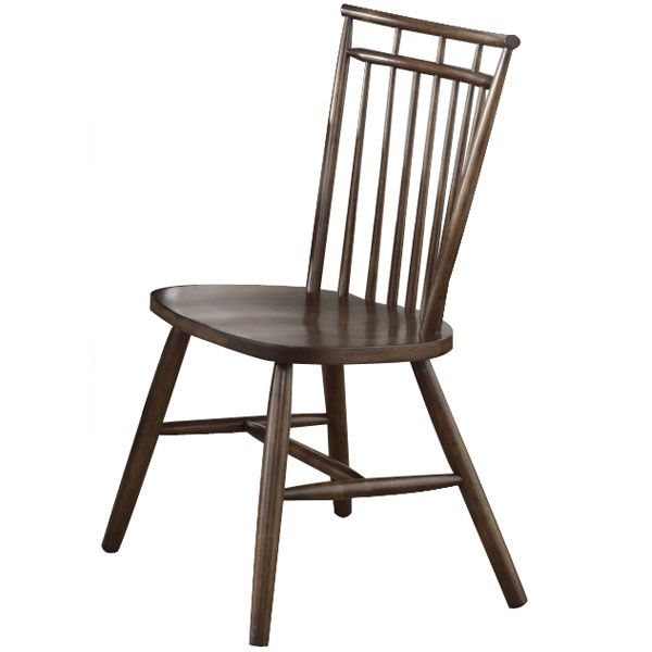 Liberty Furniture Creations II Tobacco Spindle Back Chair-38-C4000S