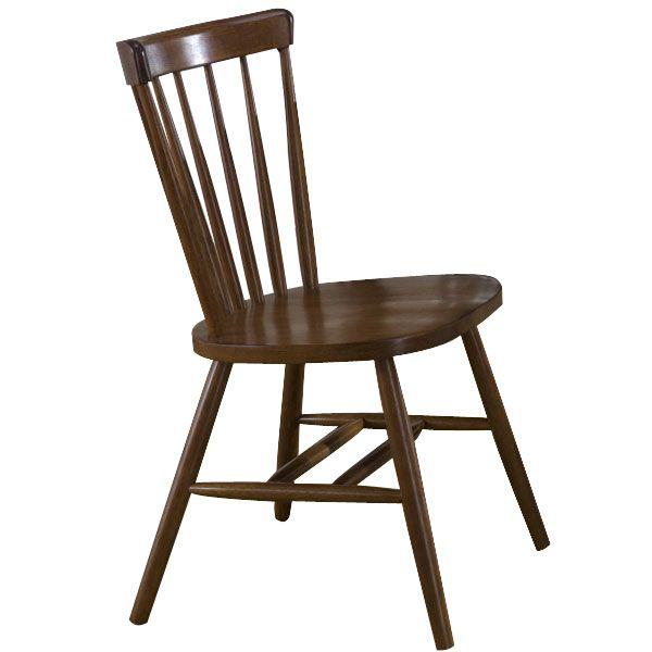 Liberty Furniture Creation II Tobacco Copenhagen Side Chair-38-C50