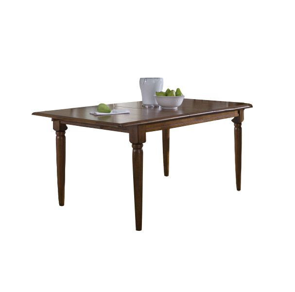 Liberty Furniture Creations II Tobacco Butterfly Leaf Table-38-T300