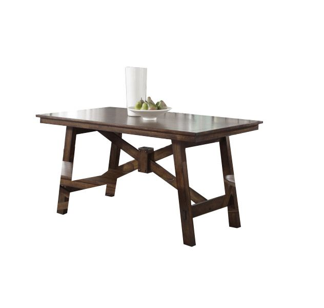 Liberty Furniture Creations II Tobacco Rectangular Leg Table-38-T3260