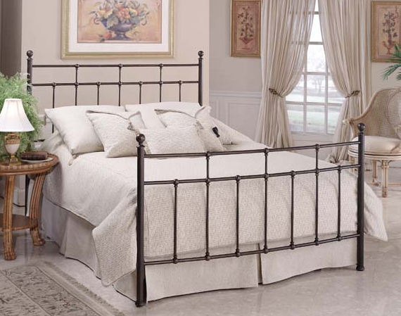 Hillsdale Furniture Providence Queen Bed-380-500