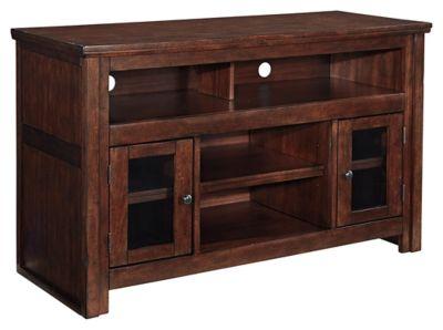 "Signature Design by Ashley® Harpan Reddish Brown 50"" TV Stand-W797-28"