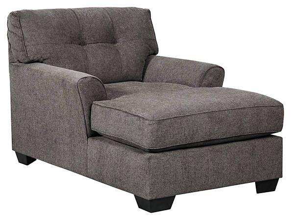 Benchcraft® Alsen Granite Chaise-7390115