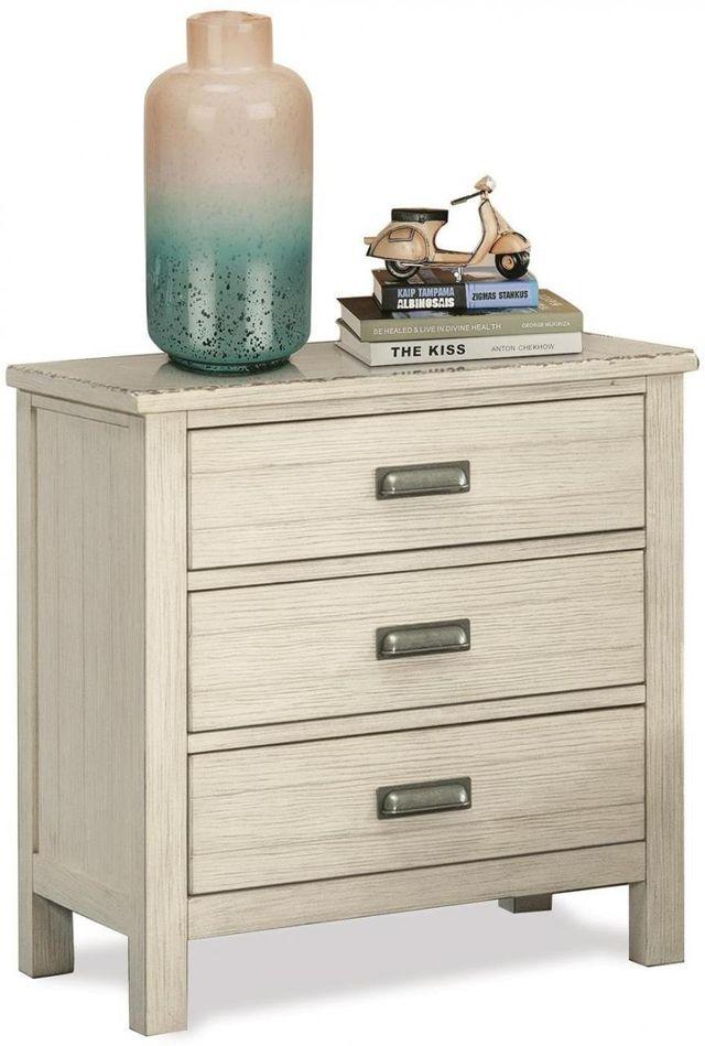Riverside Furniture Aberdeen Three Drawer Nightstand-24269