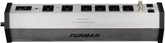 Furman® PST-6 15A Outlet Surge Suppressor Strip-PST-6