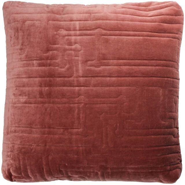 Coussin décoratif Clemence, rouge, Renwil®-PWFL1226