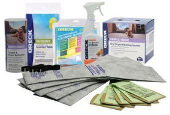 Oreck® Complete Clean Upright Value Kit-CLPK10