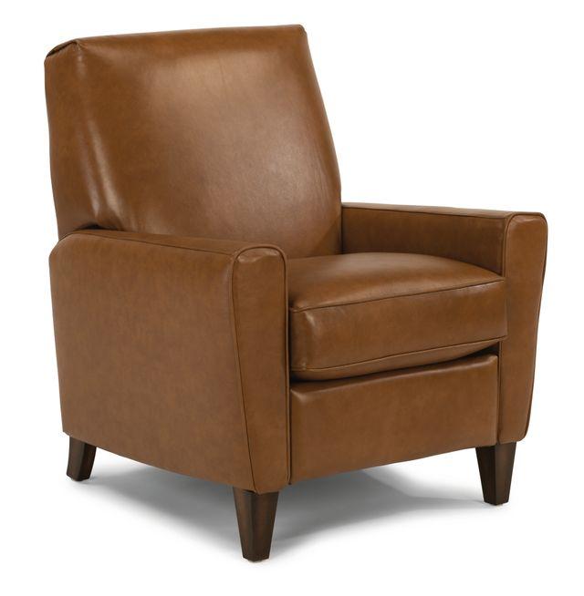 Flexsteel® Digby Leather High-Leg Recliner-3966-503