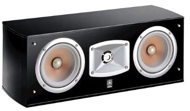 Yamaha® Center Channel Home Theater Speaker-NS-C444