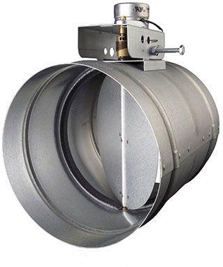 Amortisseur de conduit d'air de 8 po Broan®-MD8T