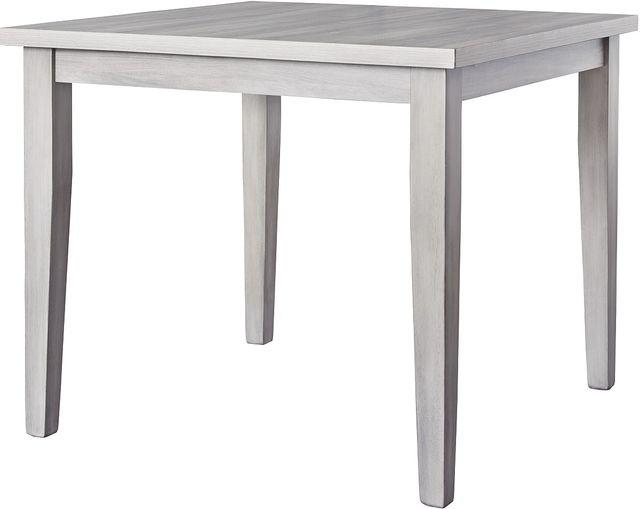 Table de salle à manger carrée Loratti, gris, Signature Design by Ashley®-D261-15