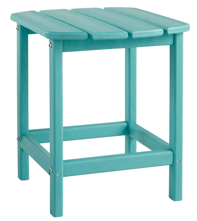 Signature Design by Ashley® Sundown Treasure Turquoise Rectangular End Table-P012-703