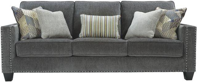 Benchcraft® Gavril Smoke Sofa-4300138