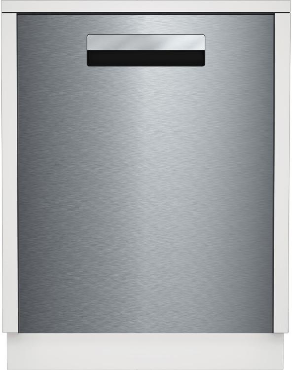 "Beko 24"" Fingerprint Free Stainless Steel Built In Dishwasher-DDT38530XIH"