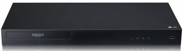 LG 4K Ultra-HD Blu-ray Disc™ Player-UBK90