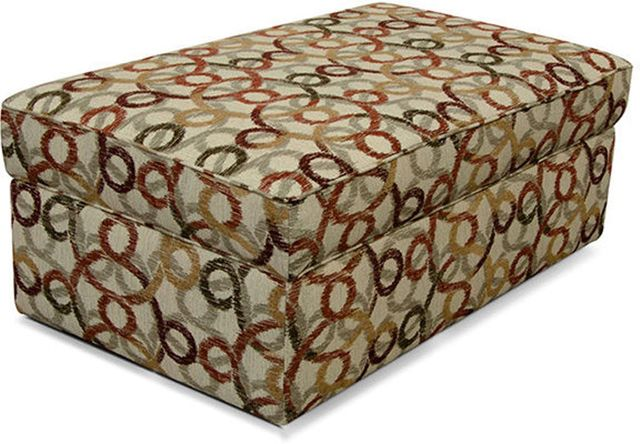 England Furniture® Malibu Storage Ottoman-2400-81