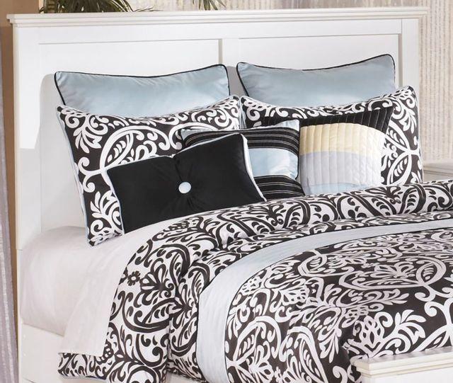 Signature Design by Ashley® Bostwick Shoals White Queen/Full Panel Headboard-B139-57