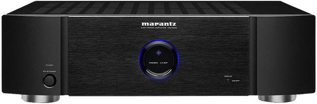 Marantz® Black 2 Channel Power Amplifier-MM7025