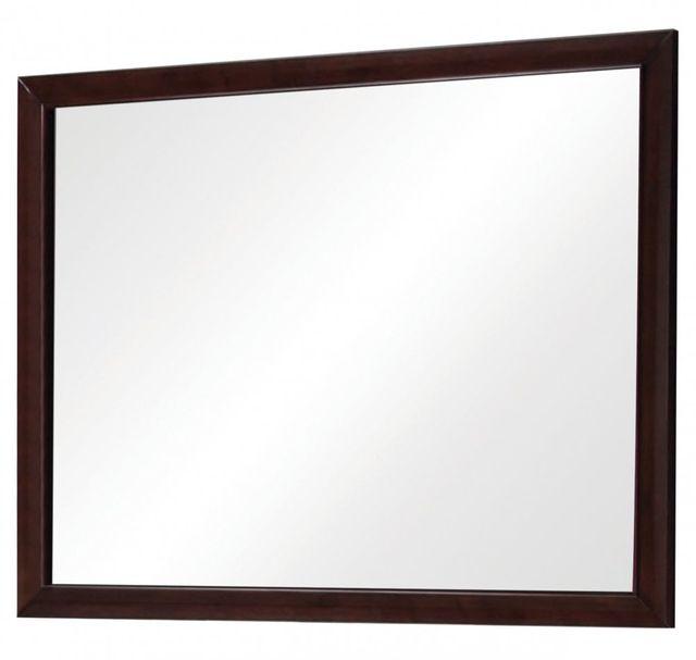 Coaster® Conner Cappuccino Mirror-200424