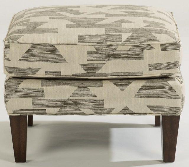 Flexsteel® Ace Fabric Ottoman-0130-08