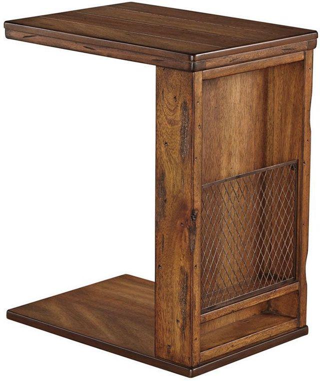 Ashley® Tamonie Medium Brown Chair Side End Table-T830-17