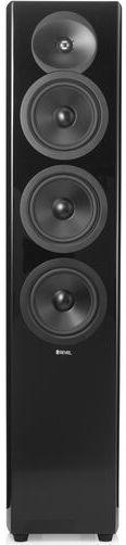 """Revel® Concerta2™ Series Black Gloss 6.5"""" Floorstanding Loudspeaker-F36BK"""