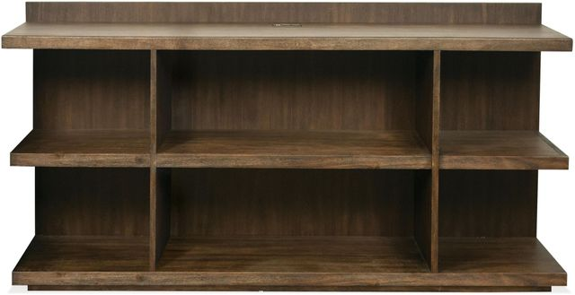Riverside Furniture Perspectives Peninsula Bookcase-28034