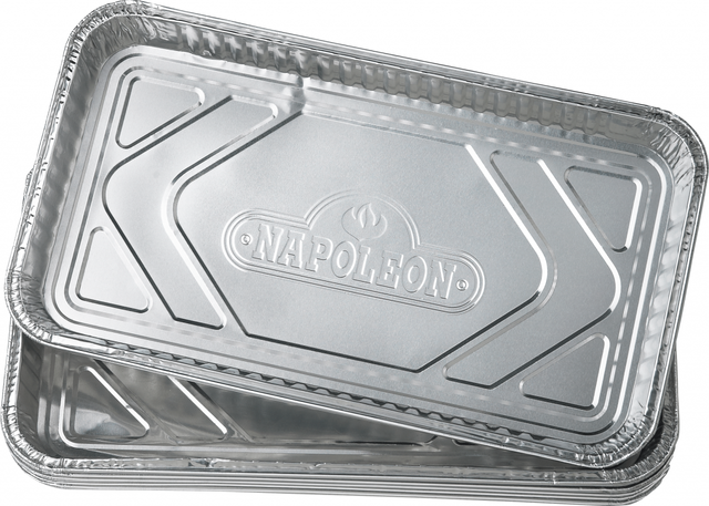 Napoleon Large Grease Drip Trays 5 Pack-62008