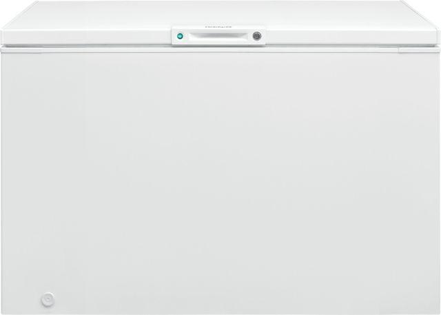 Frigidaire® 12.8 Cu. Ft. White Chest Freezer-FFFC13M4TW