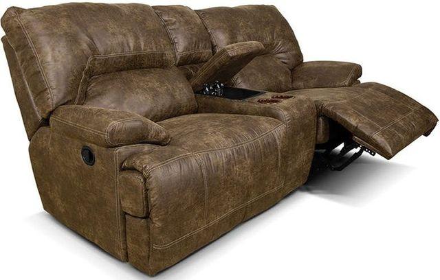 England Furniture® EZ Motion Double Reclining Loveseat-EZ13685