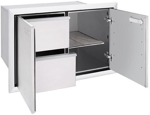 "Lynx® Professional Series 36"" Sealed Pantry-LPA36-4"