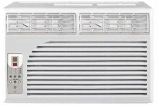 Crosley® White Compact Window Mount A/C-CACS08B1