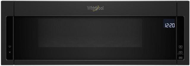 Whirlpool® Over The Range Microwave-Black-WML75011HB