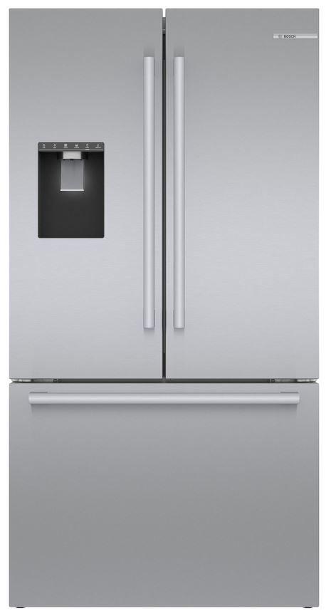 Bosch 500 Series 21.6 Cu. Ft. Stainless Steel Counter Depth French Door Refrigerator-B36CD50SNS