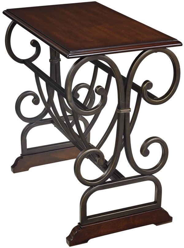 Signature Design by Ashley® Braunsen Brown Chair Side End Table-T017-329