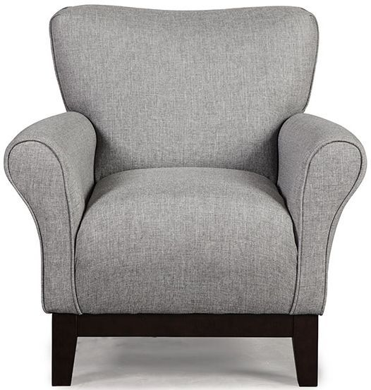 Best Home Furnishings Aiden Espresso Club Chair-2060E