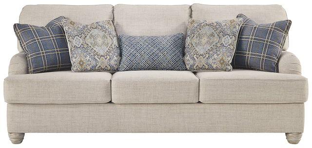 Benchcraft® Traemore Linen Queen Sofa Sleeper-2740339
