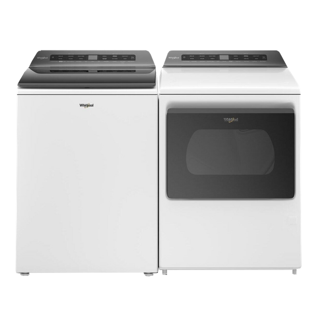 Whirlpool® White Laundry Pair-WHLAUWGD6120HW