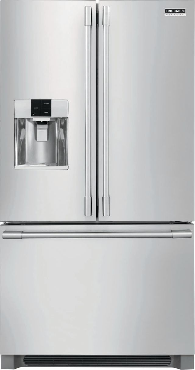Frigidaire Professional® 26.7 Cu. Ft. Stainless Steel French Door Refrigerator-FPBS2778UF